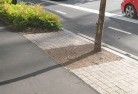 Alawoona Landscaping kerbs and edges 10
